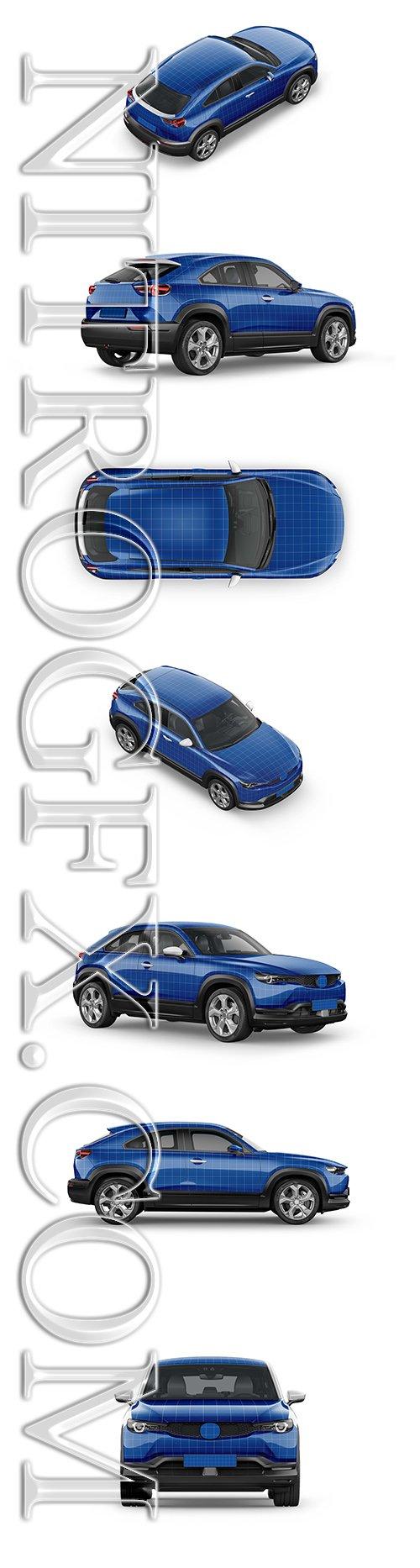 Premium Cars Mockup Pack