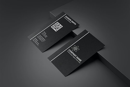 Business Card Template V.5