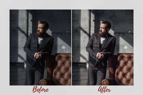 CreativeMarket - Mobile Lightroom Preset MEN'S LIFE 5054028