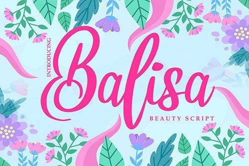 Balisa Beauty Script