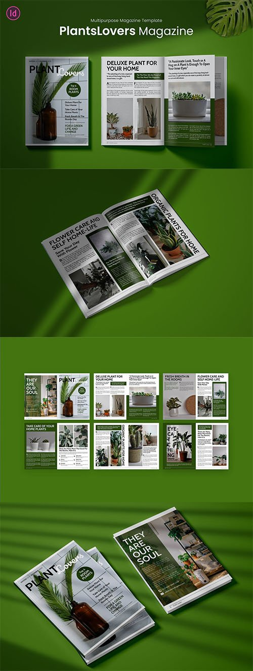 Plant Lovers Magazine
