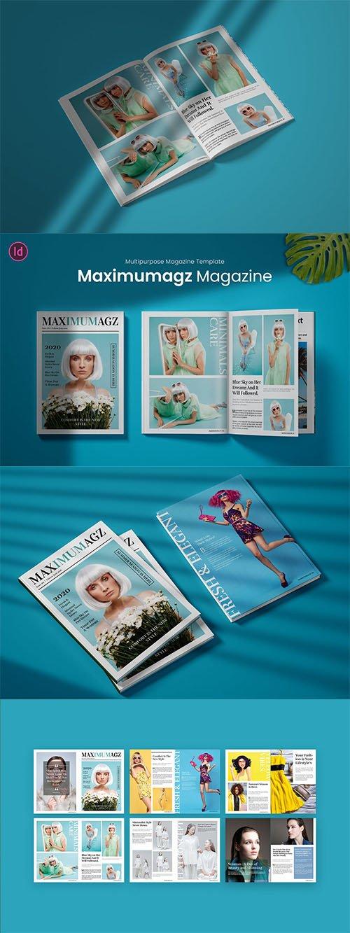 MaximuMagz Magazine