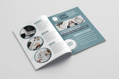 CreativeMarket - Business Annual Report 16 Pages 5054960