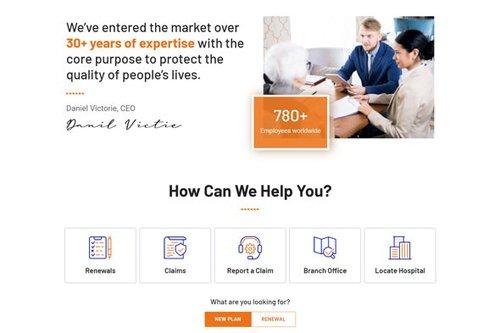 ThemeForest - InsureKit v1.0 - Insurance Template Kits - 27925785