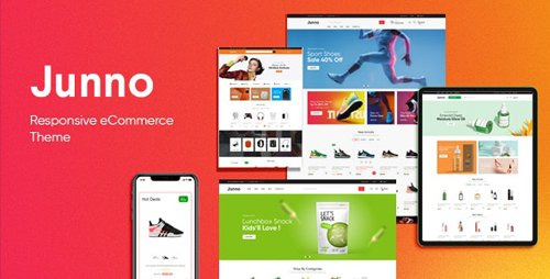 ThemeForest - Junno v1.0 - Multipurpose Responsive Prestashop Theme - 28196218