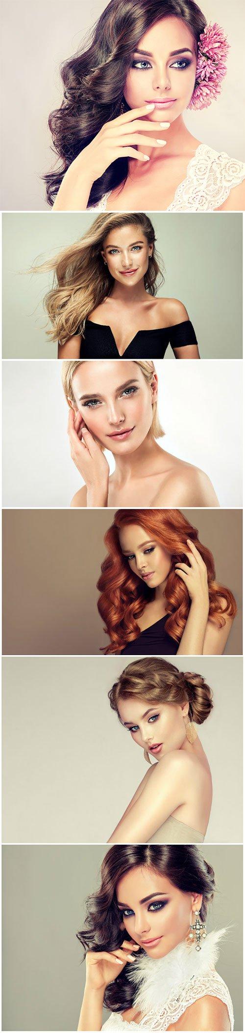 Beautiful girls, photo model girls in the studio # 2