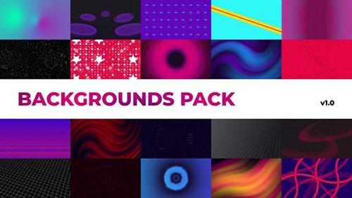 Ambient Backgrounds Pack   Premiere Pro 28340477