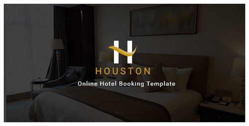 ThemeForest - Houston v1.0 - Online Hotel Booking Template - 17391008