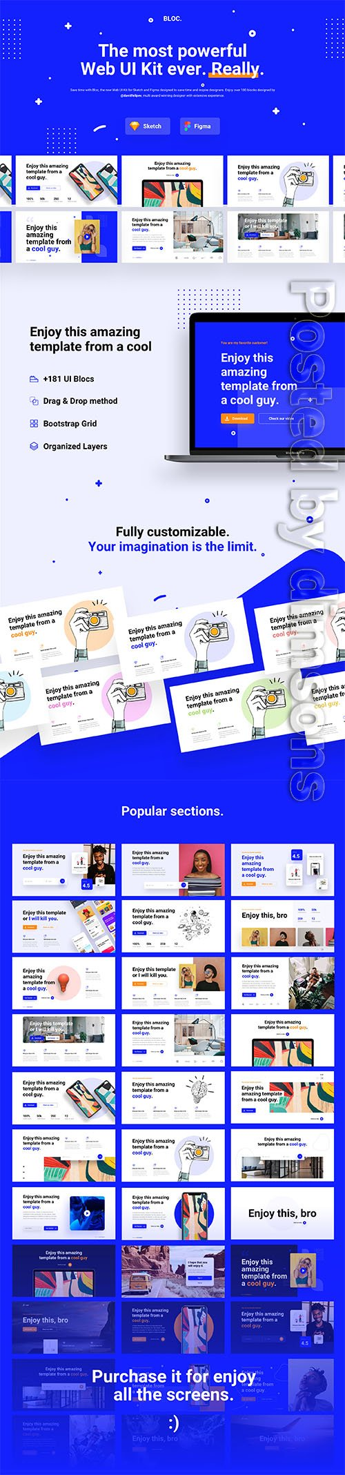 Bloc Web UI Kit