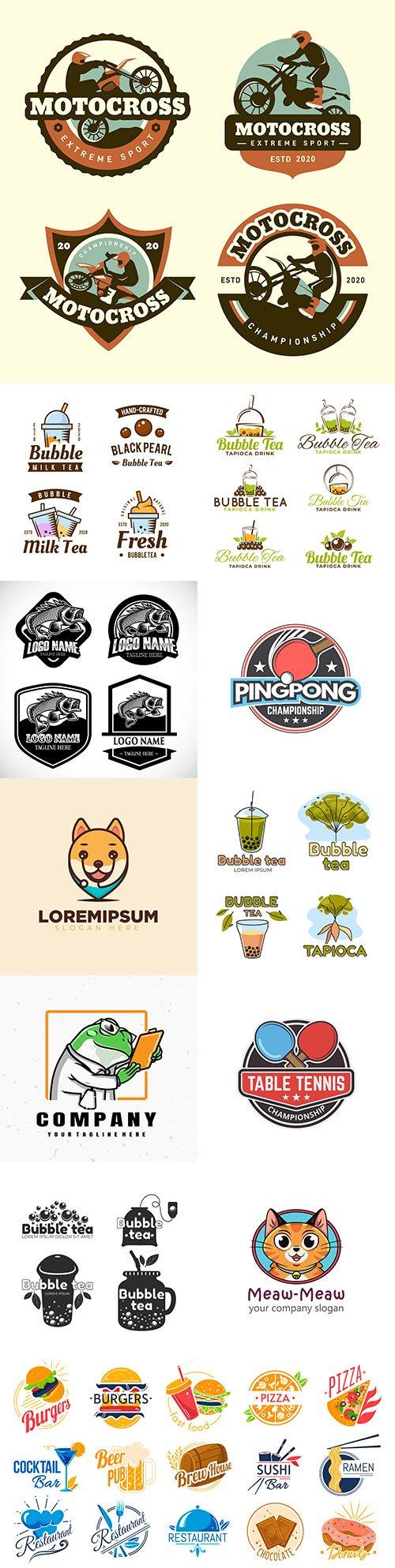 Brand name company logos business corporate design 62