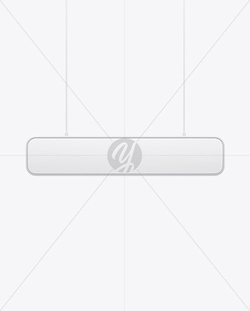 Wayfinding Sign Mockup 65089