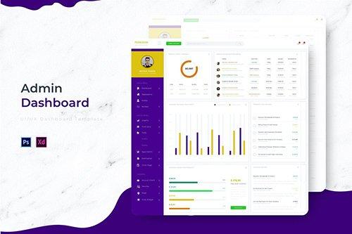 Feredion Dashboard | Admin Template