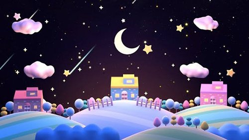 Sweet Home At Night 28418576
