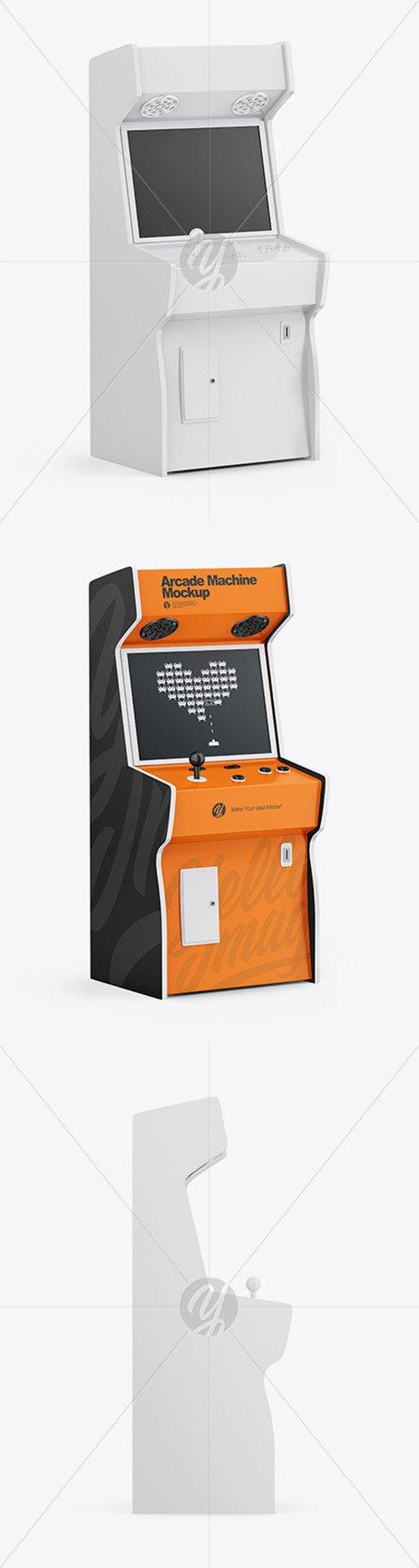 Arcade Machine Mockup 65198
