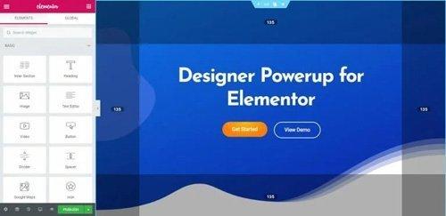 Designer Powerup for Elementor v2.1.7.1 - NULLED