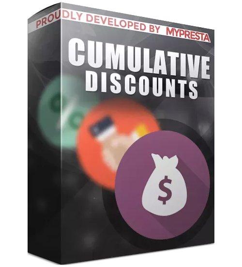 Prestashop Cumulative Discounts v1.3.9