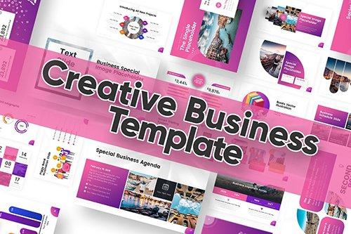 Creative Business Presentation Template