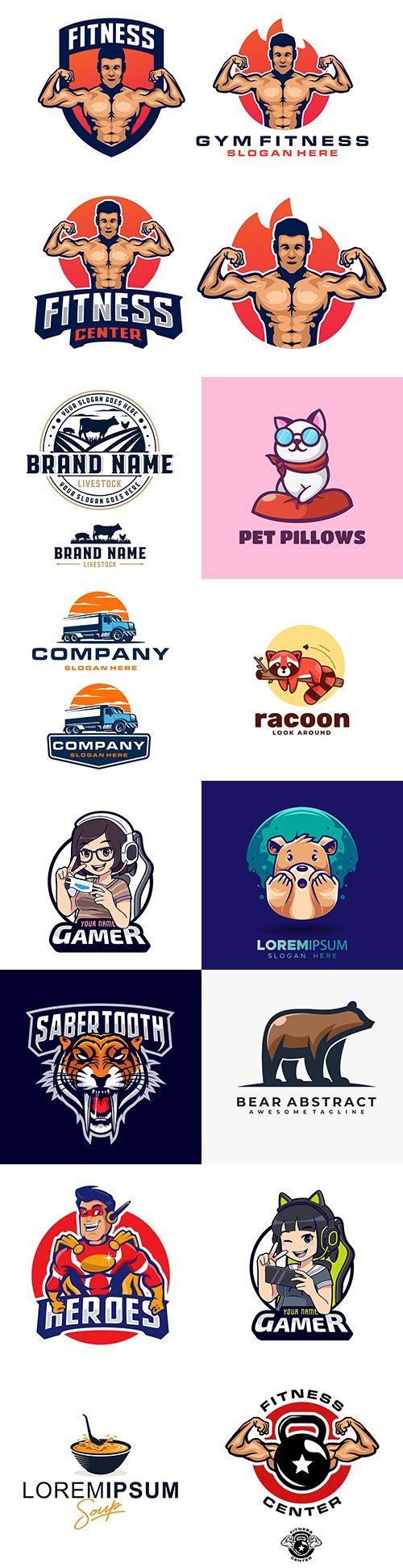 Brand name company logos business corporate design 67