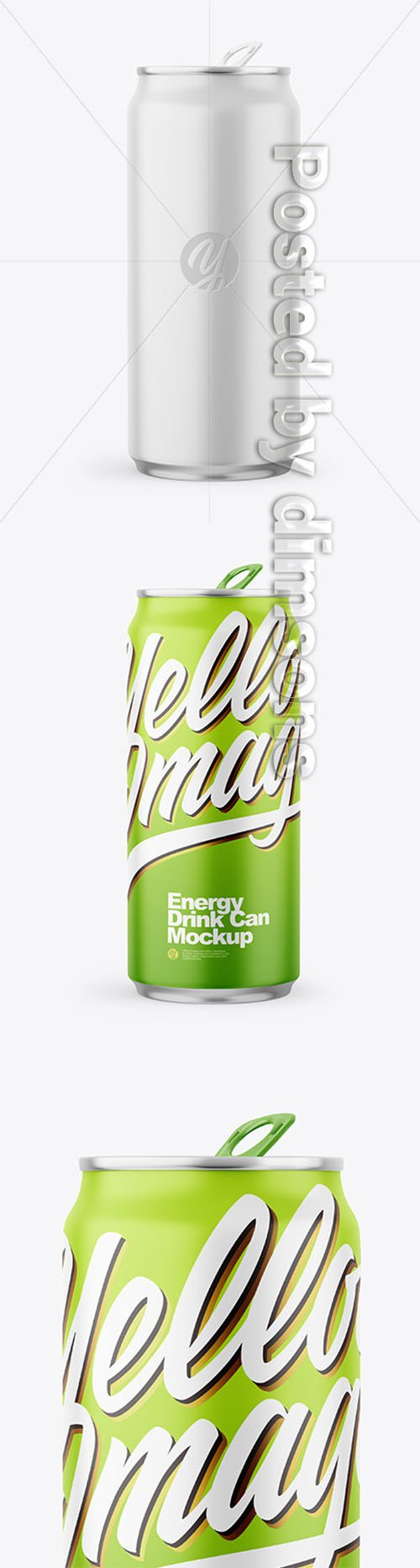 Metallic Drink Can With Matte Finish Mockup 66558 TIF