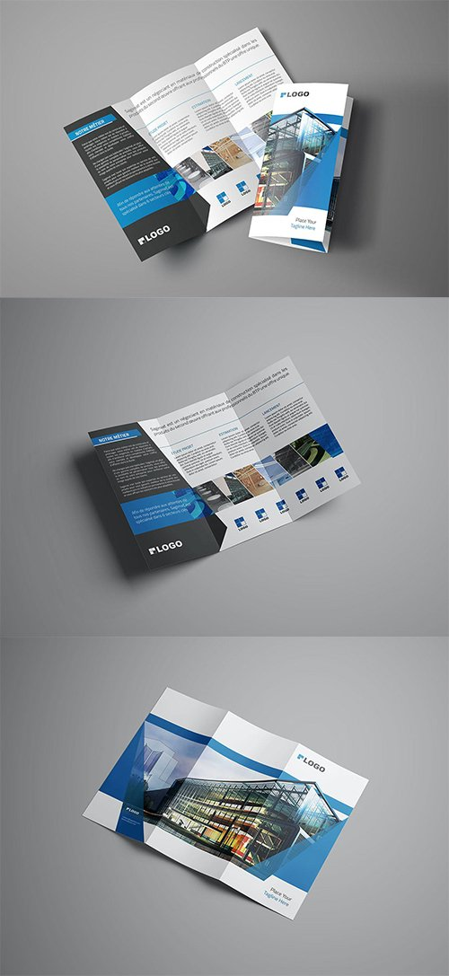 Trifold Brochure Construction