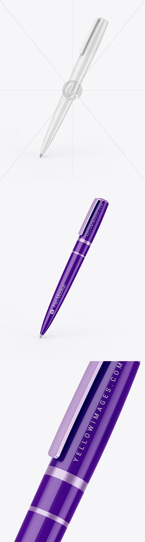 Glossy Pen Mockup 59660 TIF