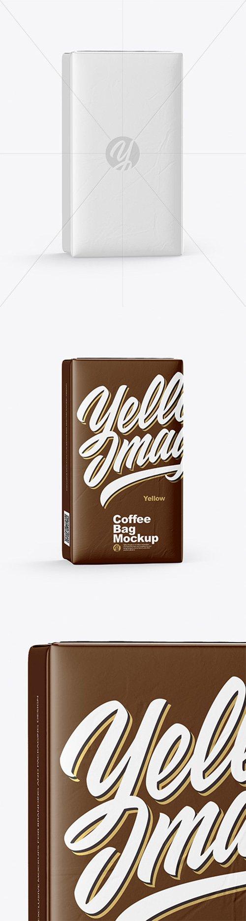 250g Coffee Bag Mockup 61965