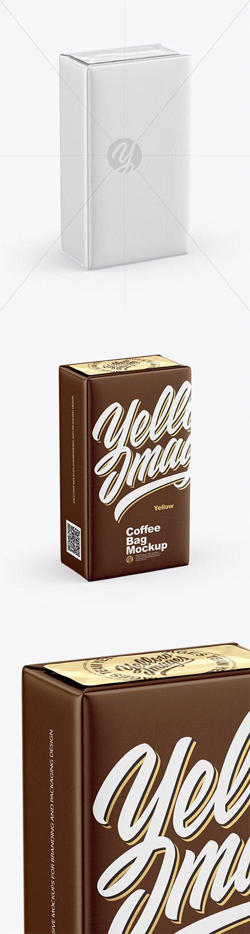 250g Coffee Bag Mockup 61945