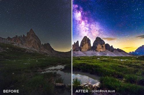 CreativeMarket - Astro Photography Lightroom Presets 4843397