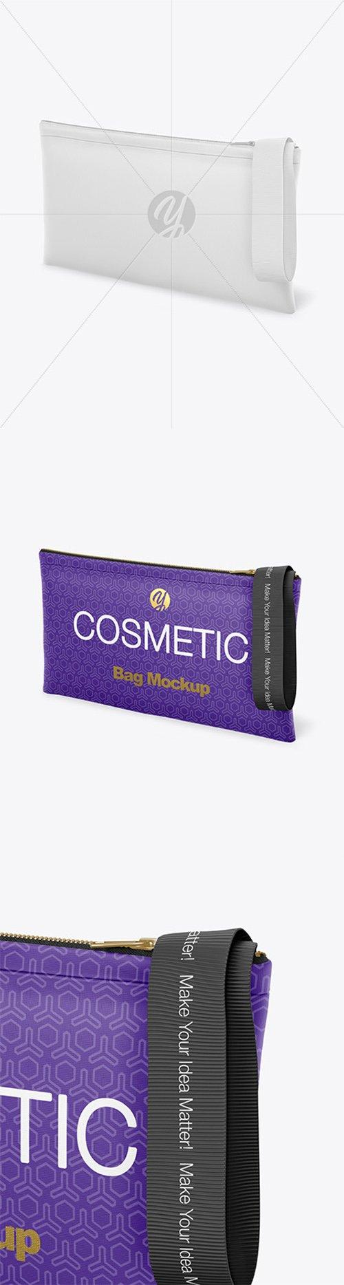 Cosmetic Bag Mockup 65371