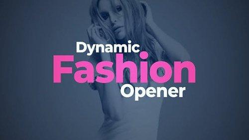Dynamic Fashion Opener 21758078