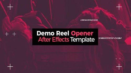 DemoReel Opener 21730032
