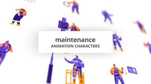 Maintenance - Character Set 28672388