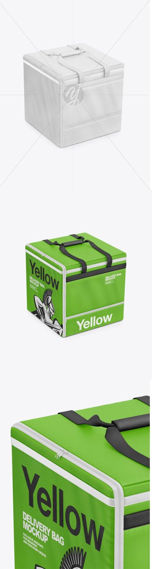 Polyester Delivery Bag Mockup 66199 TIF
