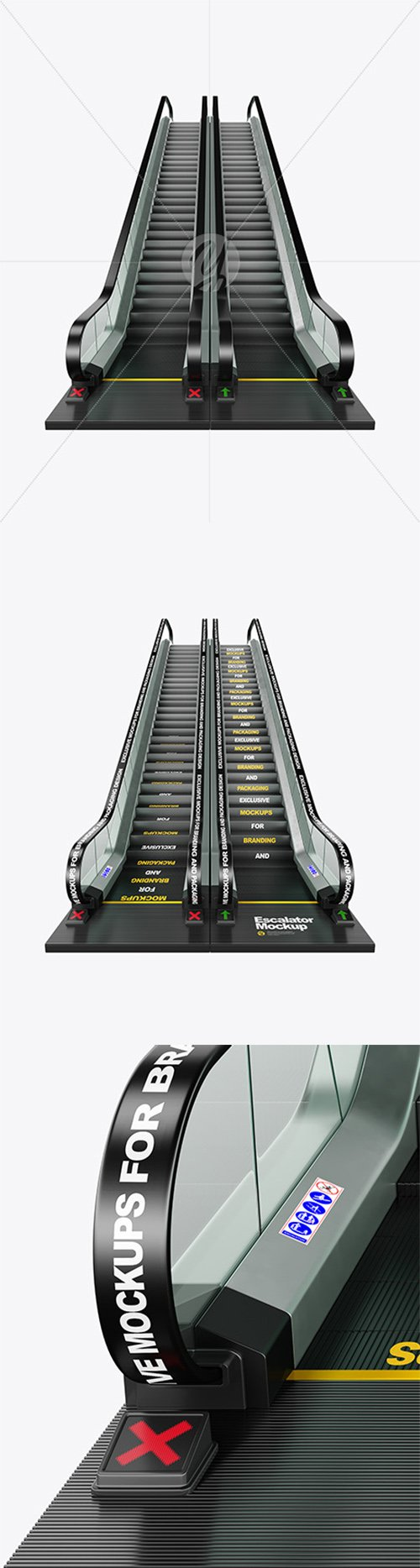 Double Escalator Mockup 66591 TIF