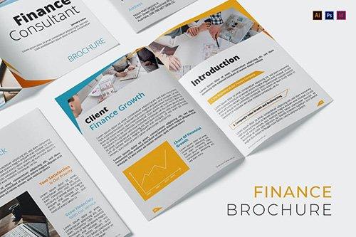Finance Concultant Brochure