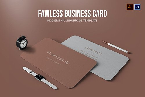 Flawless - Business Card