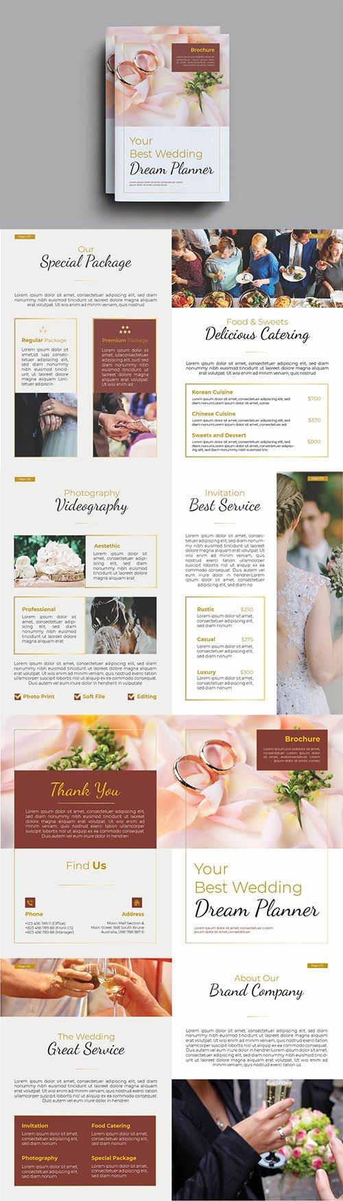 Wedding Planner Brochure