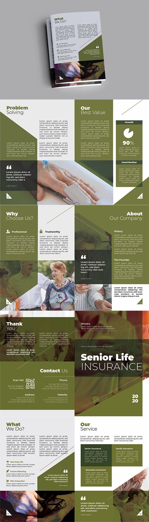 Life Insurance Brochure