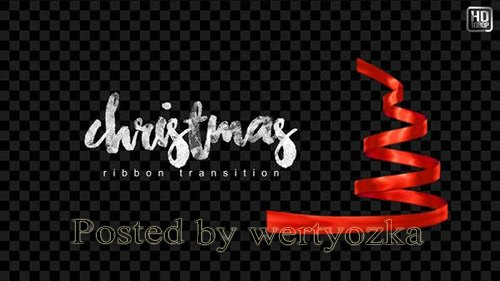 Videohive - Christmas Transitions -  25310012