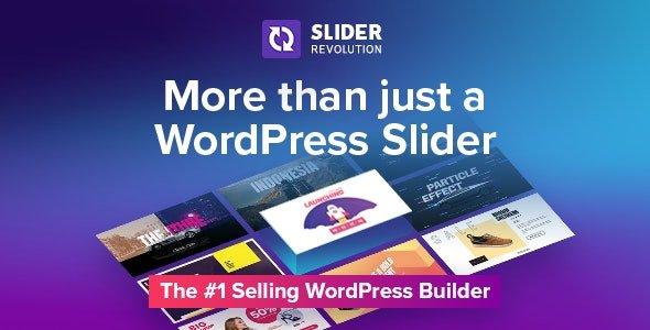CodeCanyon - Slider Revolution v6.4.6 - Responsive WordPress Plugin - 2751380 - NULLED