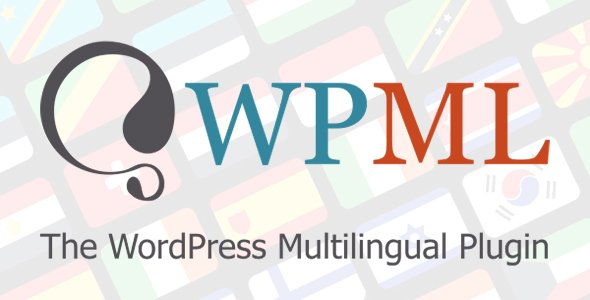 WPML v4.4.9 - WordPress Multilingual Plugin - NULLED + Add-Ons
