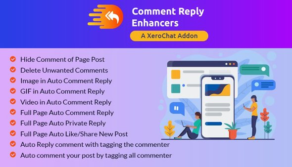 XeroneIT - Comment Reply Enhancers v1.3 - A XeroChat Add-On