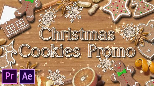 Christmas Cookies Promo - Premiere Pro 29575891