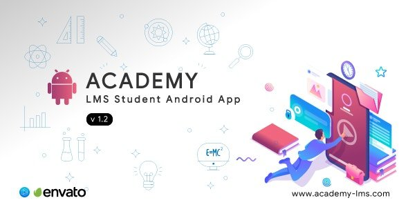 CodeCanyon - Academy Lms Student Android App v1.2 - 24833530