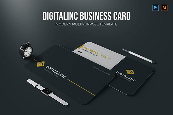 Digitalinc - Business Card