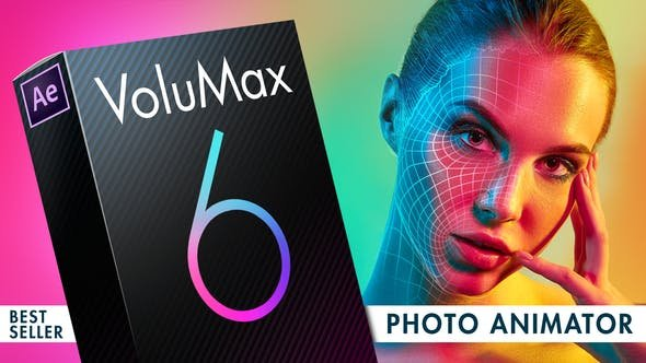 VideoHive - VoluMax v6.0 - 3D Photo Animator - 13646883
