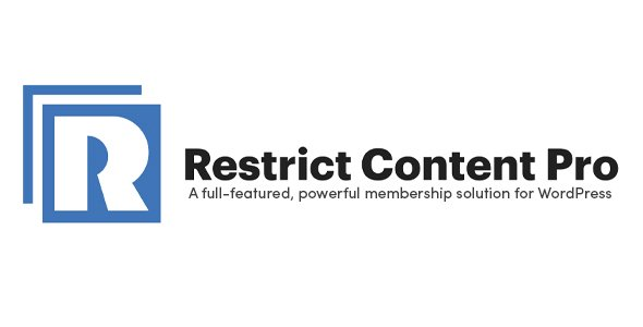 Restrict Content Pro v3.5.4 - Powerful Membership Solution For WordPress + Add-Ons